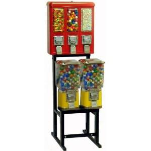 candy and toy combo vending machine
