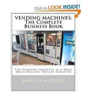 how to start a vending machine route