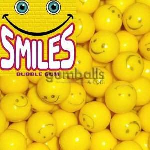 iley face gumballs 850 count